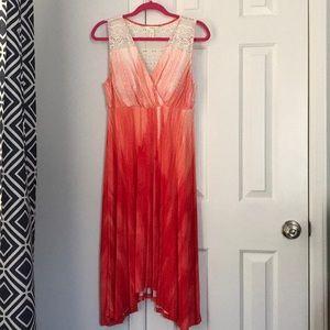 Soma Summer Scarf Dress